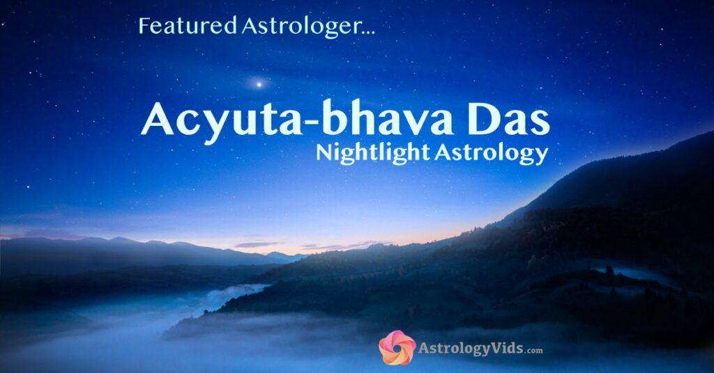 Acyuta-bhava Das Featured Astrologer
